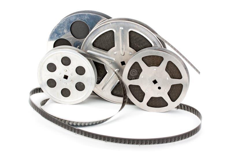 Vieille bande de film photos libres de droits