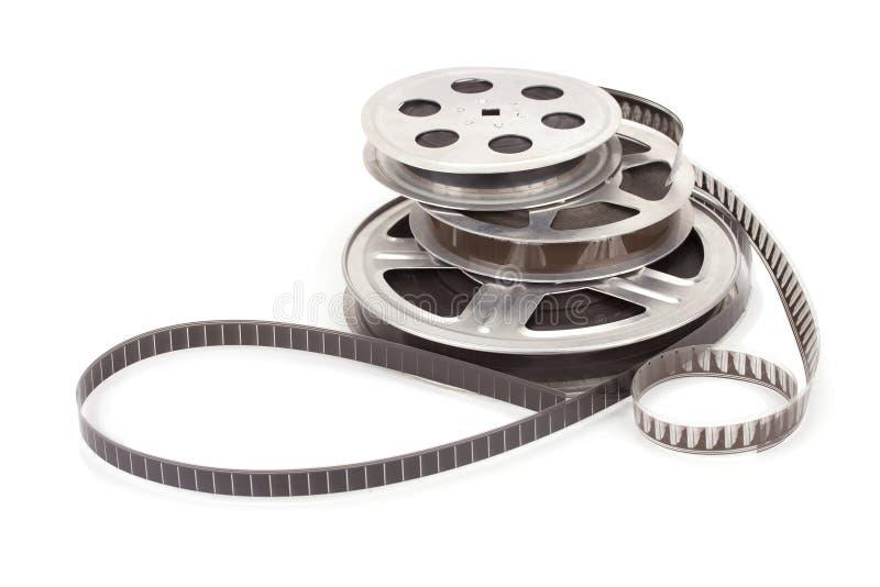 Vieille bande de film photographie stock libre de droits