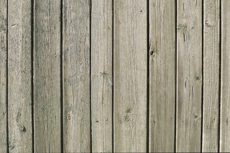 Vieille barrière brune en bois pour le fond des panneaux de différentes largeurs photos libres de droits