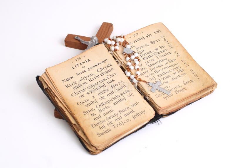 Vieille bible sainte photographie stock libre de droits
