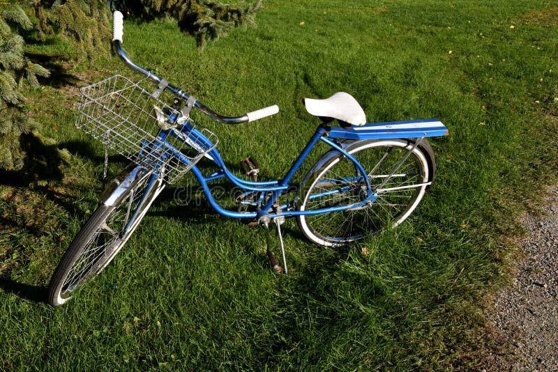 Vieille bicyclette de Hiawatha images stock