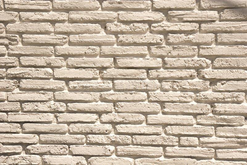 vieille brique peinte blanche image stock image 5249763. Black Bedroom Furniture Sets. Home Design Ideas