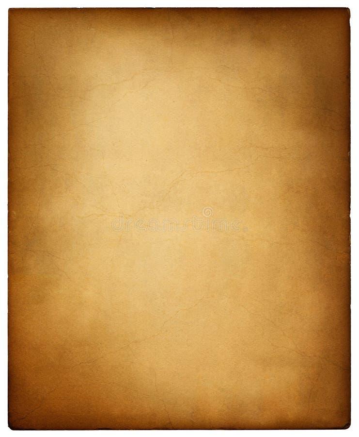 Vieille carte de cru illustration de vecteur