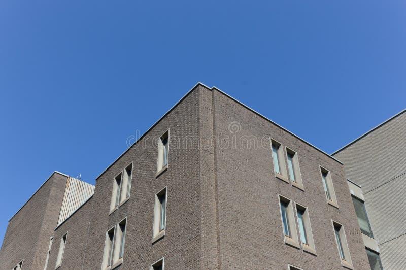 Vieille Chambre à Montréal du centre photos stock