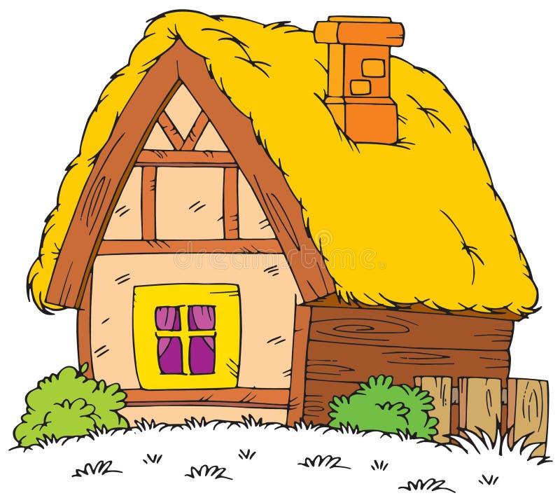 Vieille Chambre illustration libre de droits