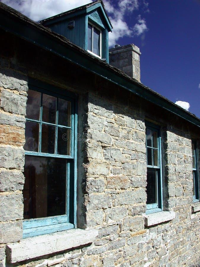Download Vieille Chambre image stock. Image du pierre, maison, ferme - 71513