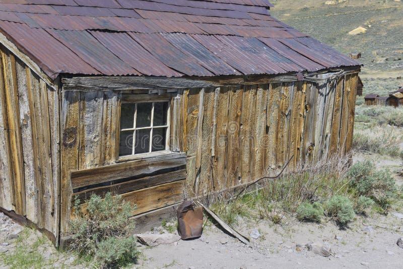 Vieille Chambre en bois photos stock