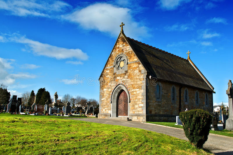 Vieille chapelle photographie stock libre de droits