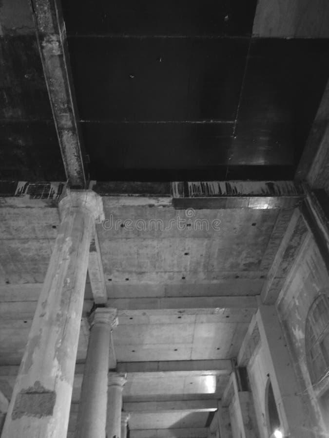 Vieille construction photos stock