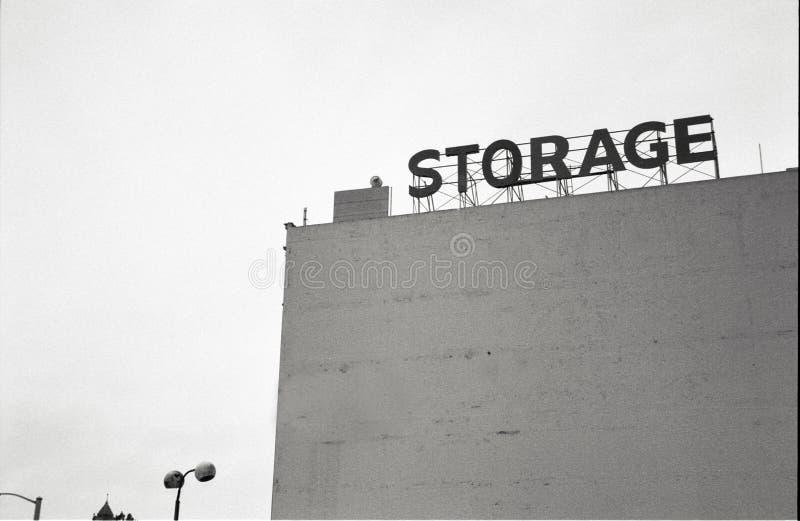 Vieille construction de mémoire photographie stock