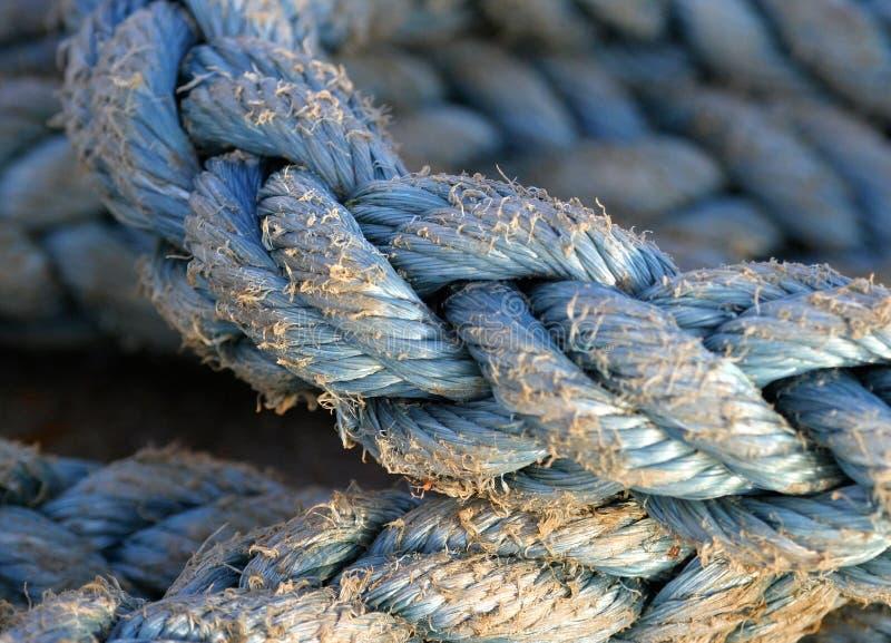 Vieille corde 1 photo libre de droits