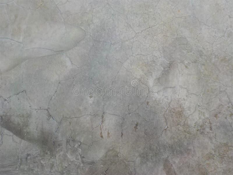 Vieille couleur de blanc de texture de ciment image libre de droits