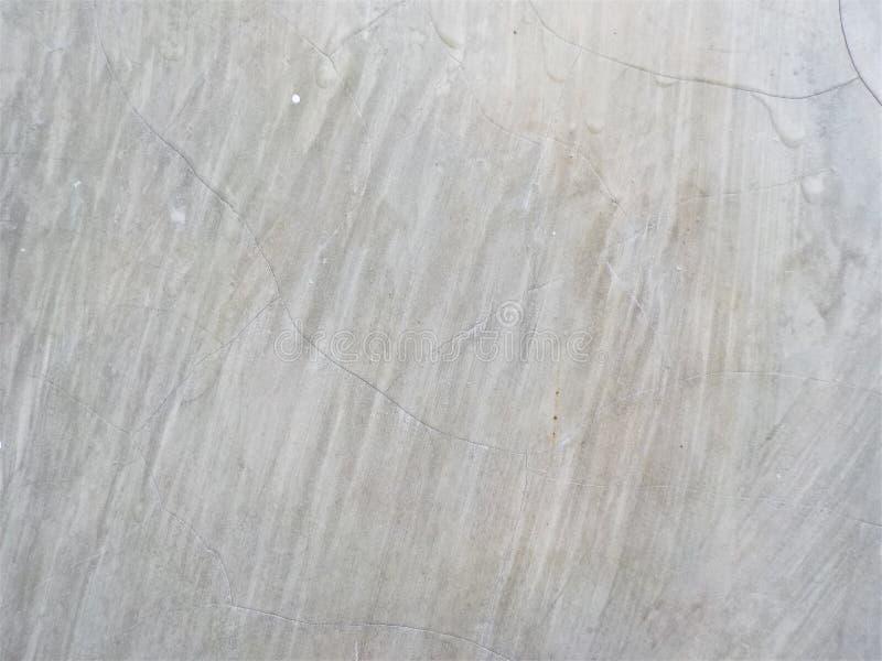 Vieille couleur de blanc de texture de ciment photo stock