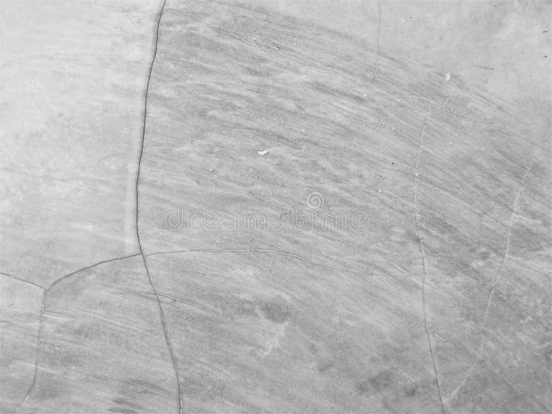 Vieille couleur de blanc de texture de ciment images stock