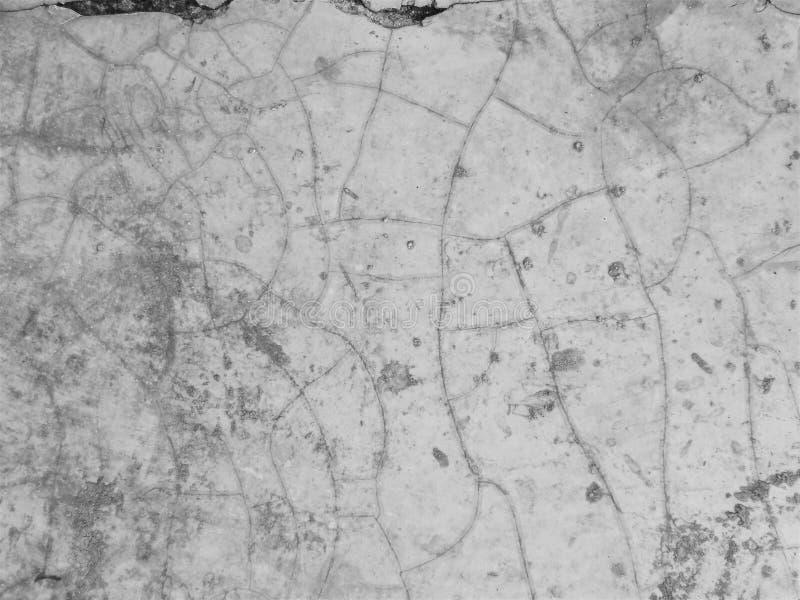 Vieille couleur de blanc de texture de ciment photographie stock