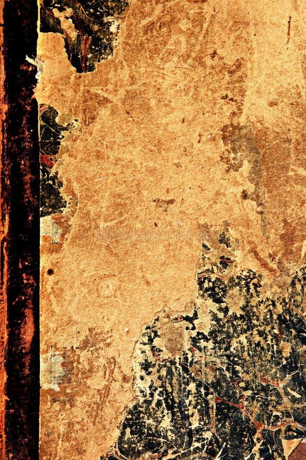 Vieille couverture de livre antique photos libres de droits