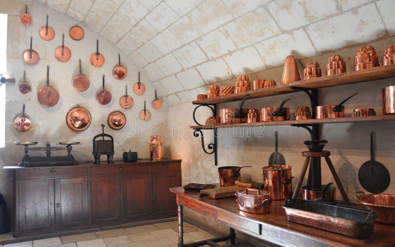 Vieille cuisine photographie stock