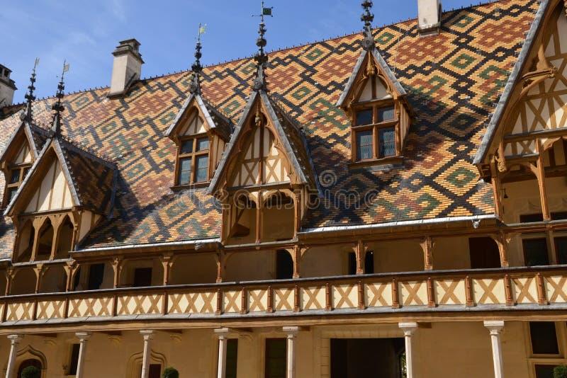 Download Vieille Et Pittoresque Ville De Frances, De Beaune Photo éditorial - Image du cote, france: 56482371