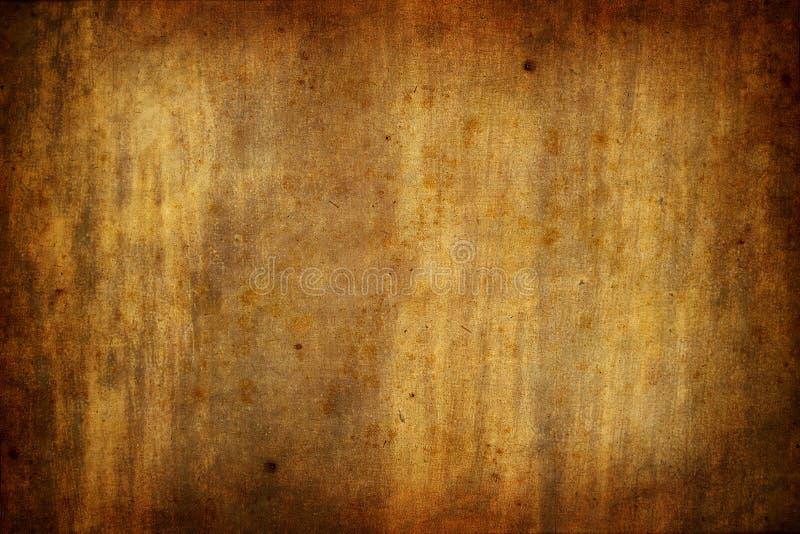 Vieille et usée texture de papier images libres de droits
