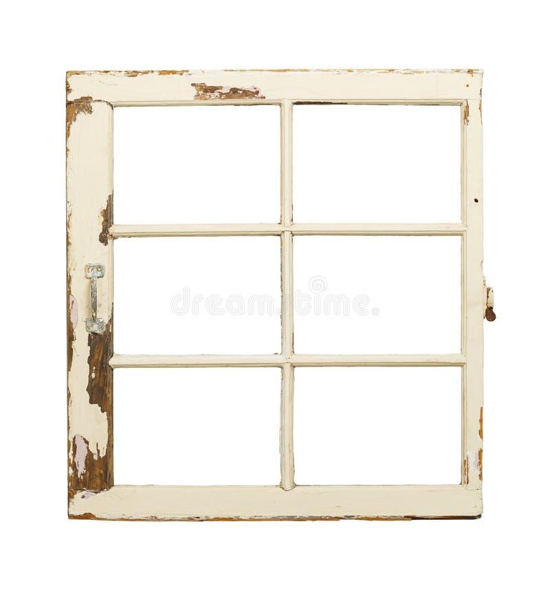 vieille fen tre fran aise de carreau image stock image du endommag coupure 56171201. Black Bedroom Furniture Sets. Home Design Ideas