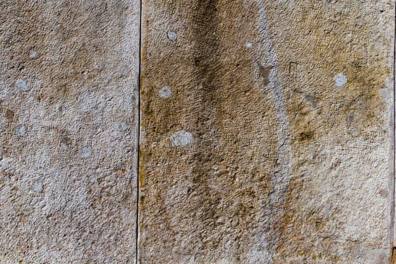 Vieille fin antique de texture de mur  Configurations urbaines photographie stock libre de droits