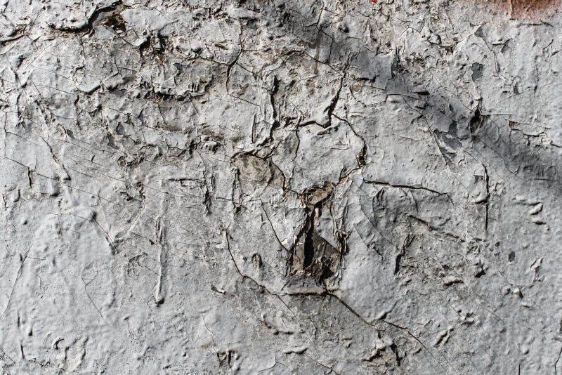 Vieille fin grise de texture de mur  Configurations urbaines photo libre de droits