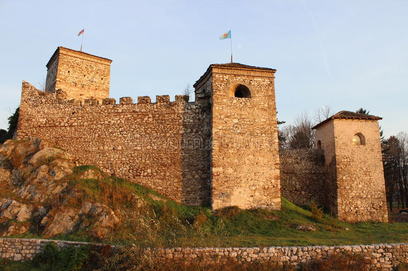 Vieille forteresse images stock