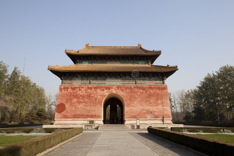 Vieille forteresse chinoise photo libre de droits