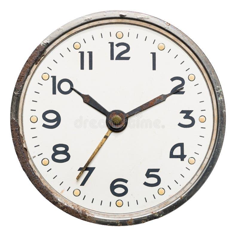 Download Vieille horloge photo stock. Image du neuf, alarme, clockwork - 56482972