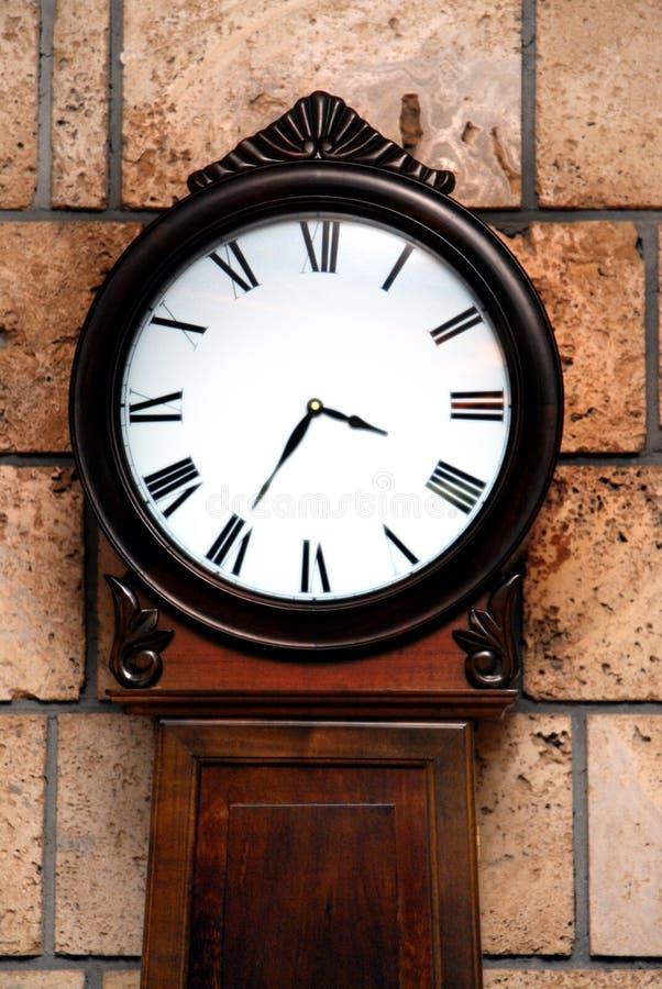 Vieille horloge photos libres de droits
