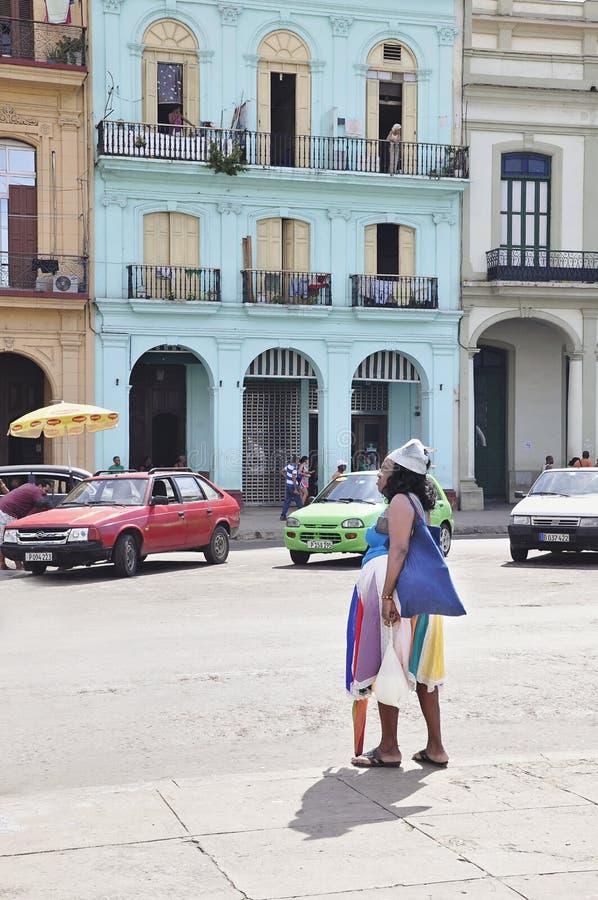 Vieille La Havane, Cuba images stock