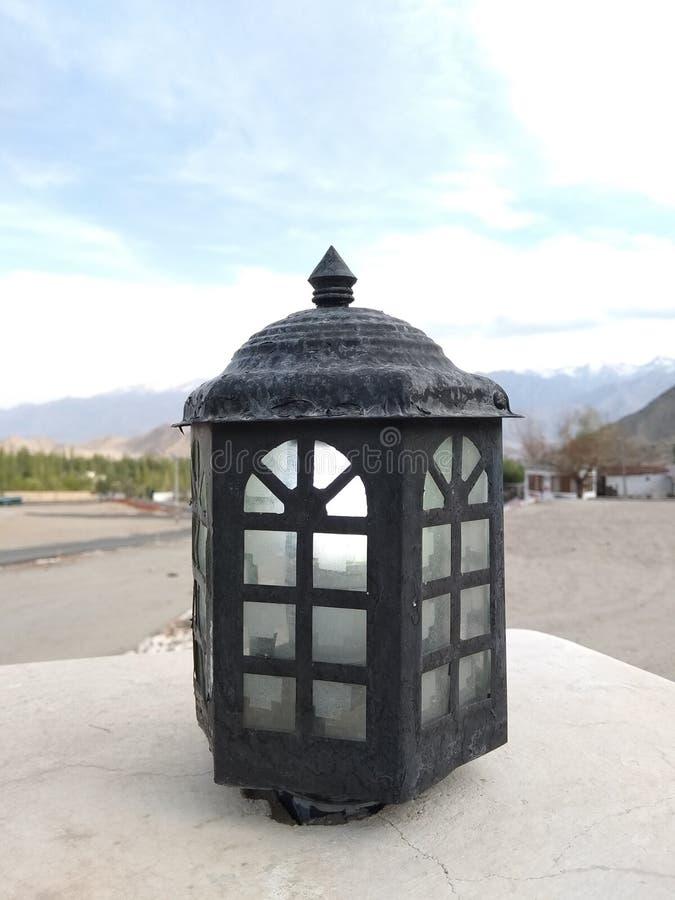 Vieille lampe photographie stock libre de droits
