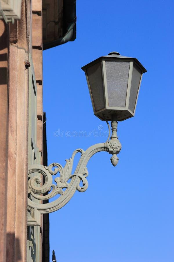 Vieille lampe photos stock