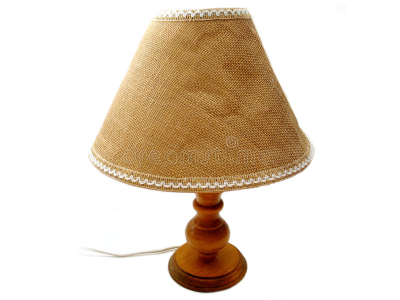 Vieille lampe photos libres de droits