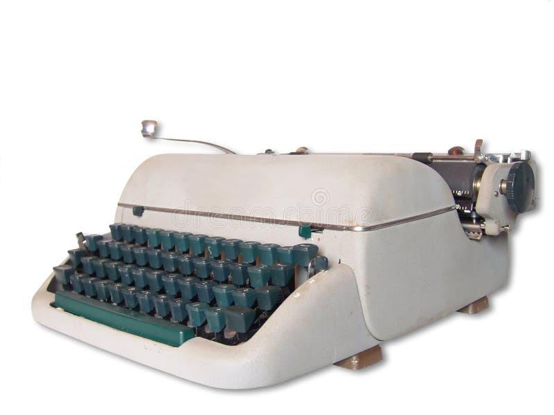 Vieille machine à écrire photo stock