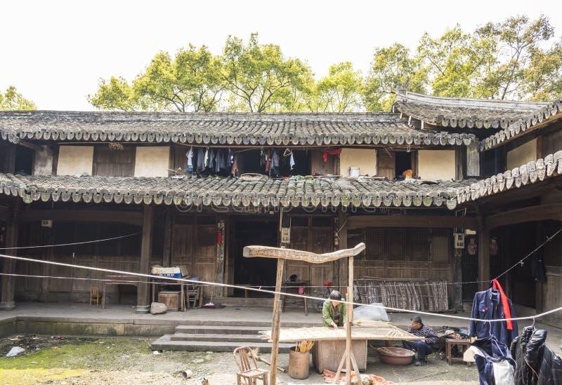 Vieille maison photo libre de droits