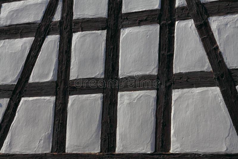 Vieille maison de cadre photos stock