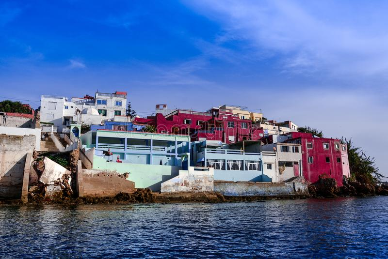 Vieille maison du Maroc photos stock