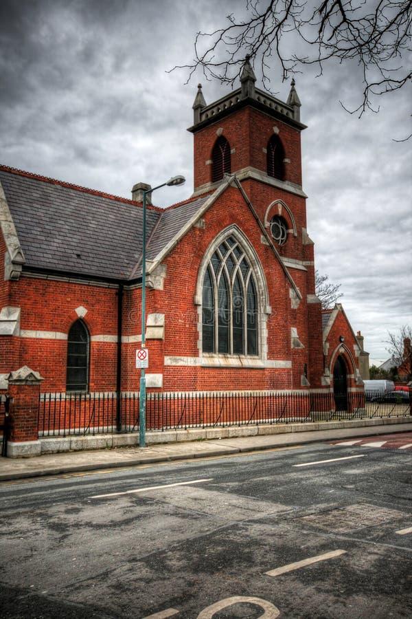 Vieille maison, Dublin images stock