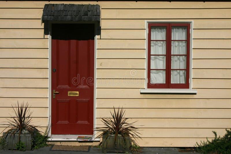 Vieille maison en Newton photos stock