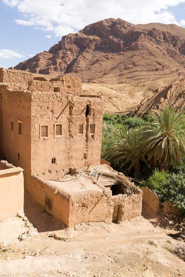 vieille maison traditionnelle au maroc du sud photo stock ditorial image 58625628. Black Bedroom Furniture Sets. Home Design Ideas