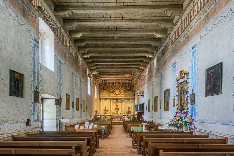 Download Vieille mission San Miguel photo éditorial. Image du états - 77160486
