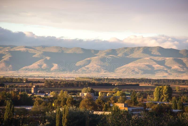 Vieille montagne photo libre de droits