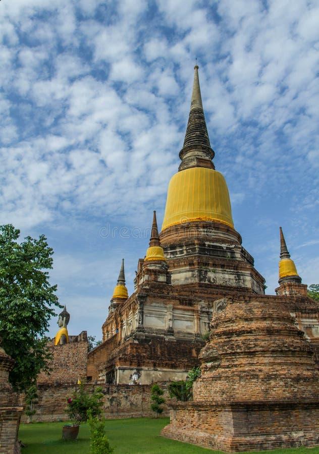 Vieille pagoda image stock