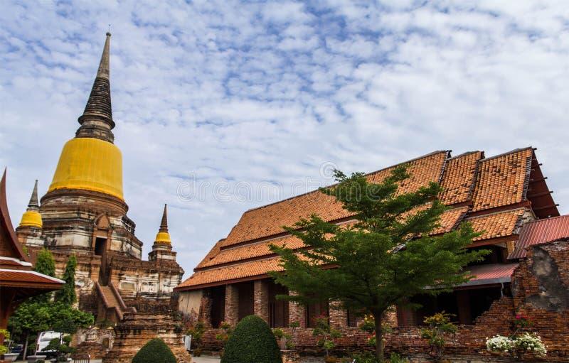 Vieille pagoda photographie stock