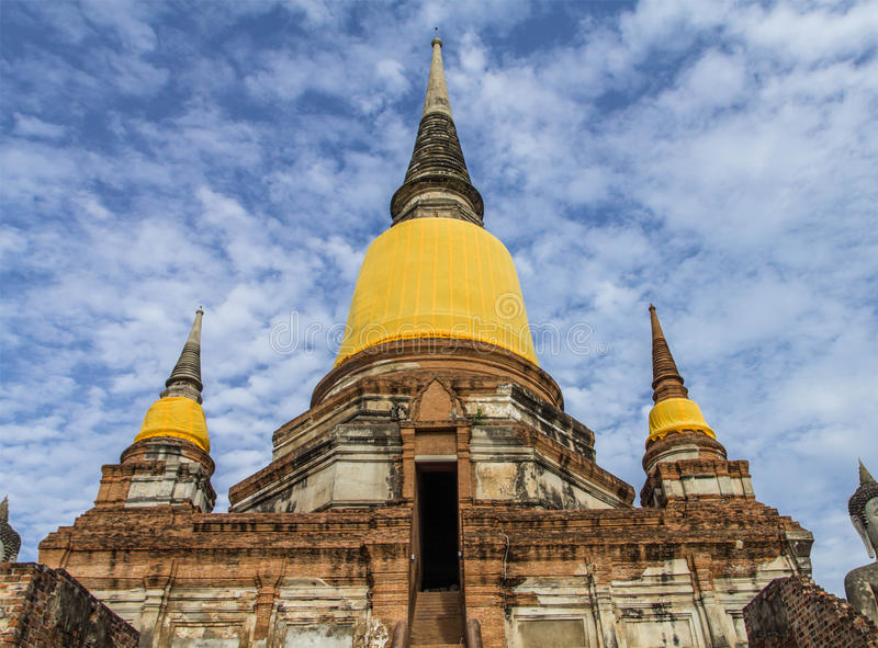 Vieille pagoda images stock