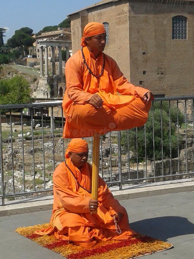 Vieille partie de Rome image libre de droits