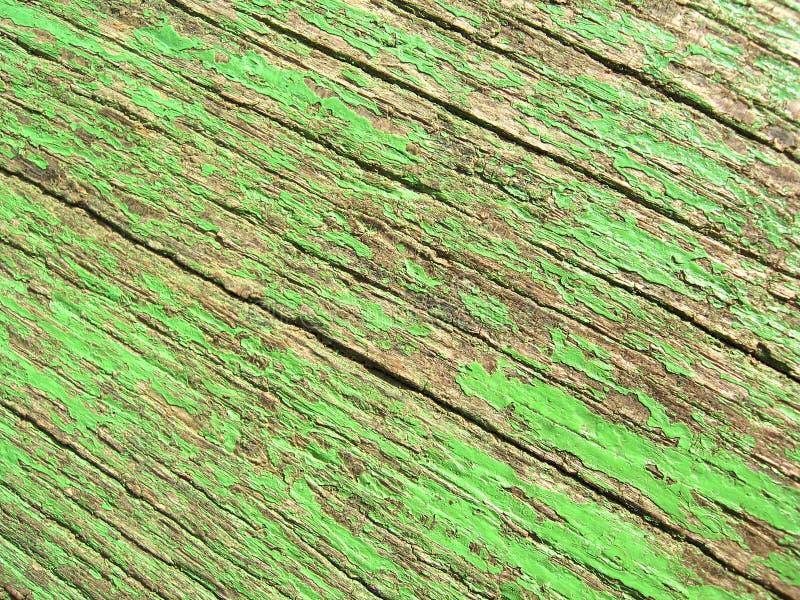 Vieille peinture verte images libres de droits
