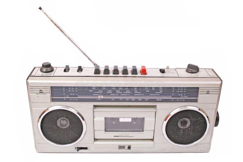 Vieille radio images libres de droits