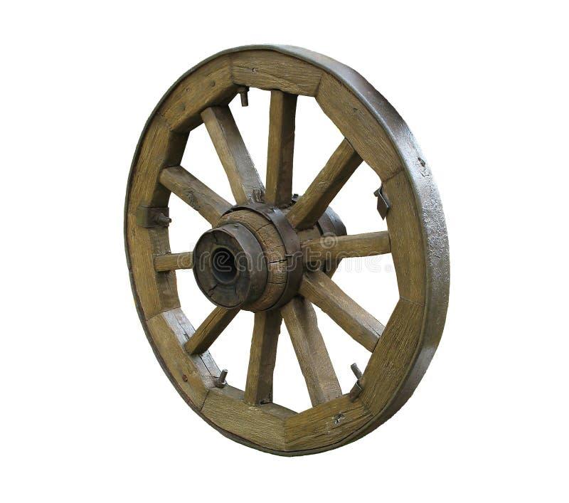vieille roue en bois photo stock image du objets rural. Black Bedroom Furniture Sets. Home Design Ideas